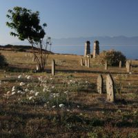 Chinese Cemetery, Harling Point