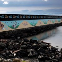 Breakwater Mural I