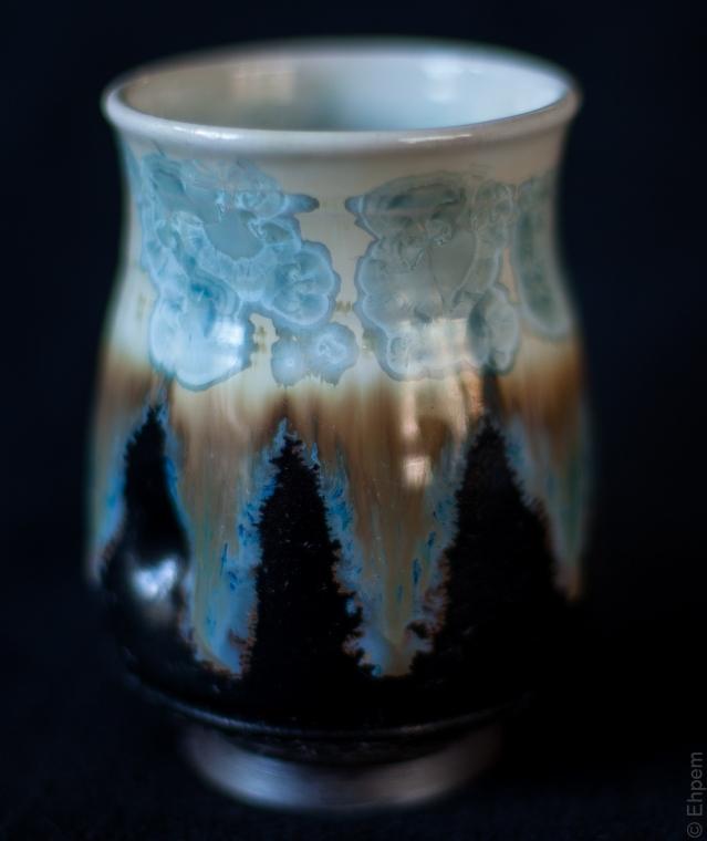 Cup crystal