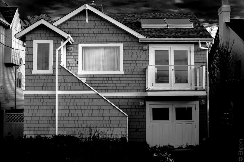 Shingled House Penzance