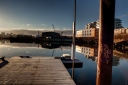 Dockside Reflections 10