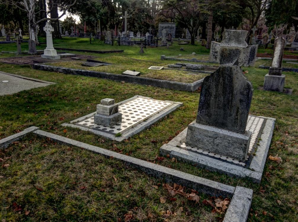 Grave Tiles 8