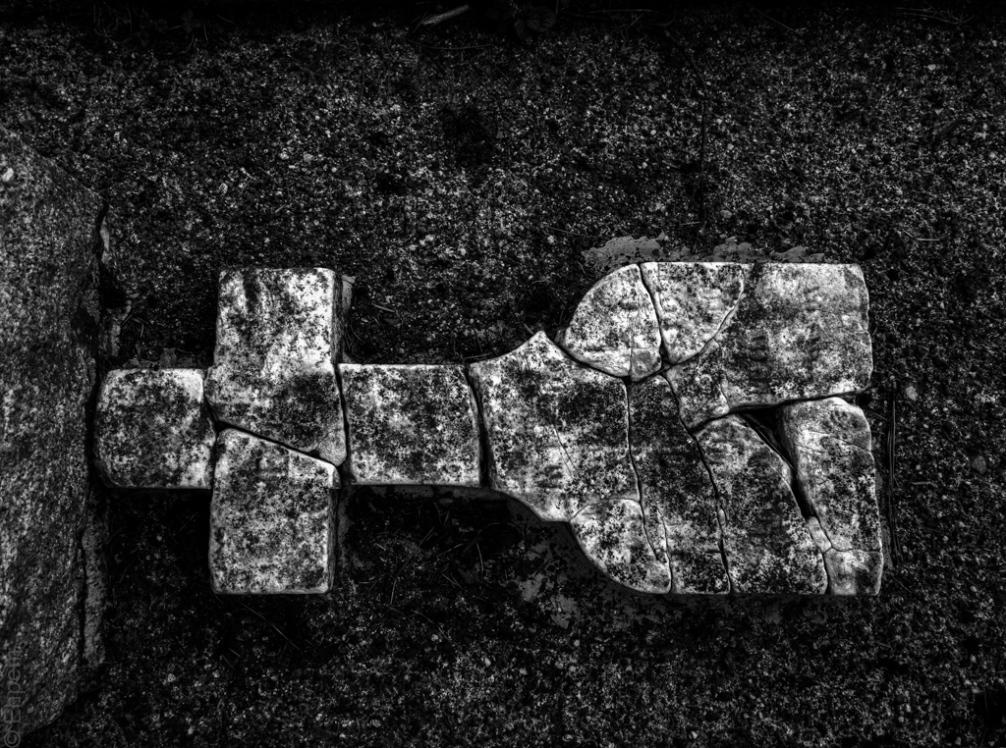 Cracked Cross 2