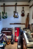 Funk and Junk Music Room