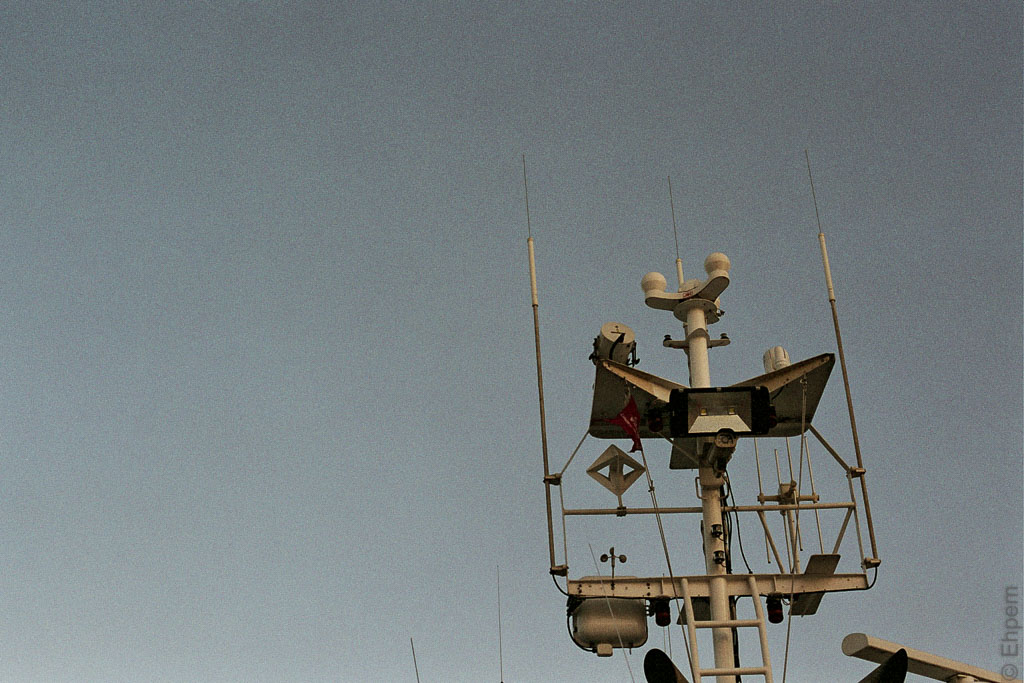 Our mast