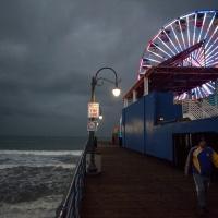 Santa Monica Pier V