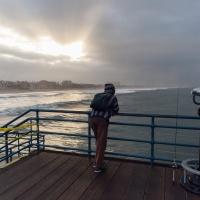 Santa Monica Pier IV