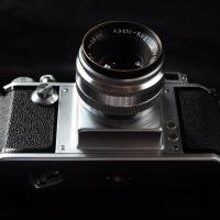 Asahi-Kogaku Takumar 58mm f2.4 Lens Test