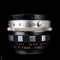 Fujitar P.C 35mm F2.5 Asahiflex Lens Test