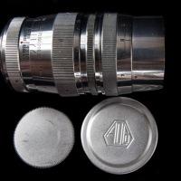 Asahi-Kogaku Tele-Takumar 135mm F3.5 Lens Test